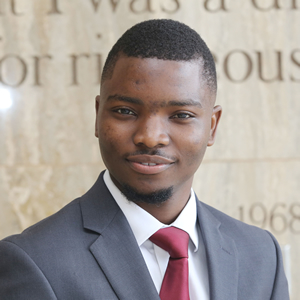Zimbabwe is Home, but Graduate Found Another Family at Morehouse