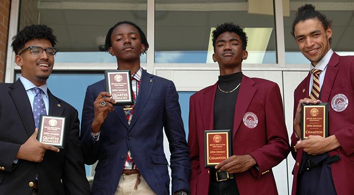 Morehouse Debate Team Wins First Tournament Of New Season