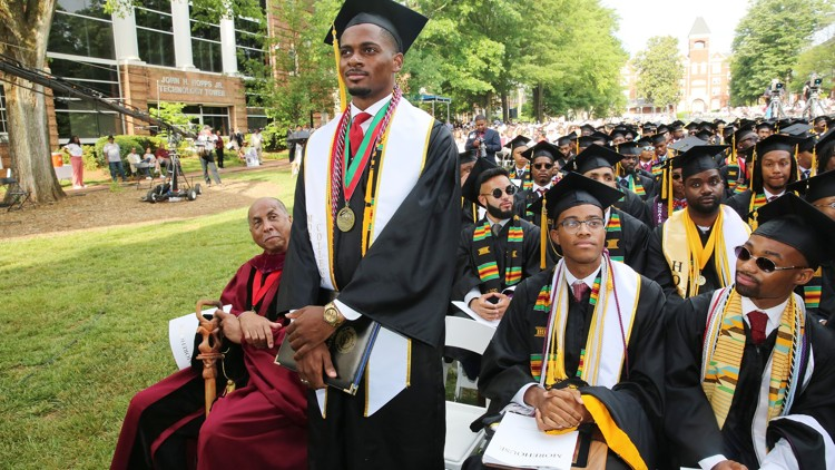Morehouse valedictorian headed to Harvard Law School